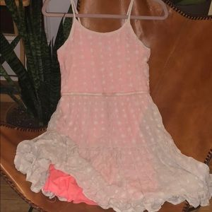 Flowey cotton dress
